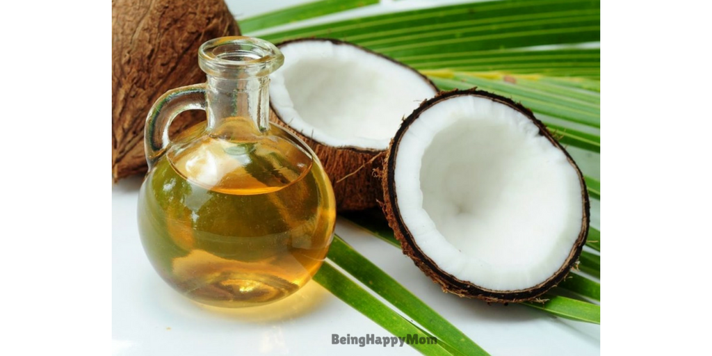 Coconut Oil in baby constipation